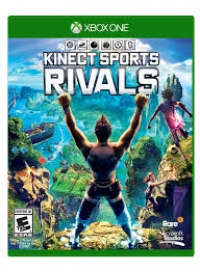 Kinect Sports: Rivals Box Art