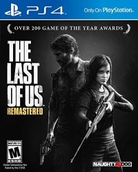 Last of Us, The: Remastered Box Art