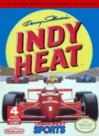 Danny Sullivan's Indy Heat Box Art
