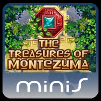 Treasures Of Montezuma, The Box Art
