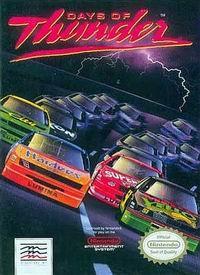 Days of Thunder Box Art