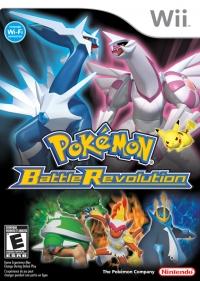Pokémon Battle Revolution (63351A) Box Art