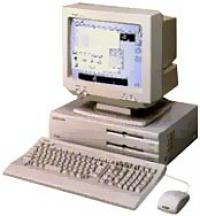 X68000 Pro II Box Art