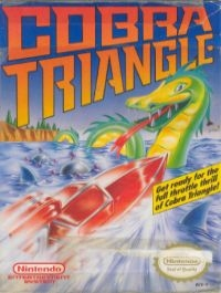 Cobra Triangle Box Art