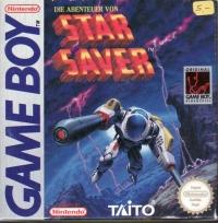 Adventures of Star Saver, The Box Art
