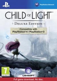 Child of Light - Deluxe Edition Box Art