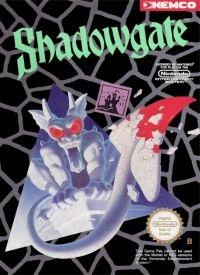 Shadowgate Box Art