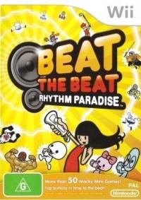Beat the Beat: Rhythm Paradise Box Art