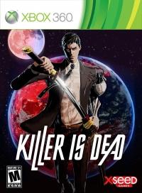 Killer Is Dead - Limited Edition Box Art