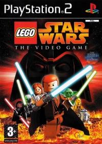 Lego Star Wars: The Video Game Box Art