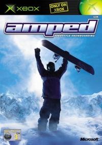 Amped: Freestyle Snowboarding Box Art