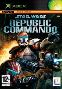 Star Wars: Republic Commando Box Art