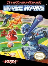Base Wars - Cyber Stadium Series Box Art
