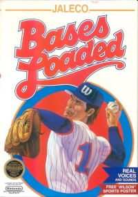 Bases Loaded (round seal) Box Art