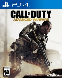 Call of Duty: Advanced Warfare Box Art