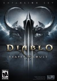 Diablo III: Reaper of Souls Box Art
