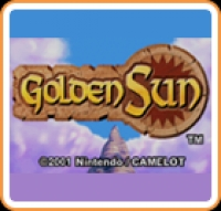 Golden Sun Box Art