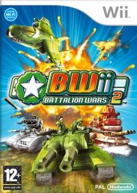 Battalion Wars 2 Box Art