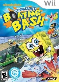 Spongebob's Boating Bash Box Art