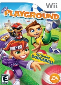EA Playground Box Art