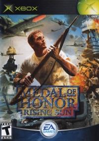 Medal of Honor: Rising Sun Box Art