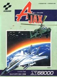 A-Jax Box Art