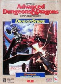 Advanced Dungeons & Dragons: Dragon Strike Box Art