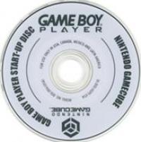 Game Boy Player Start-up Disc [NA] Box Art