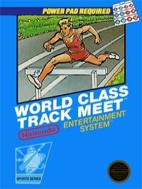 World Class Track Meet Box Art