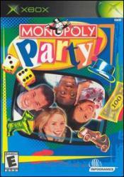 Monopoly Party Box Art