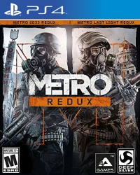 Metro: Redux Box Art