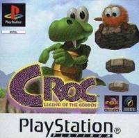 Croc: Legend of the Gobbos - Platinum Box Art