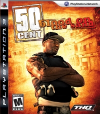 50 Cent: Blood on the Sand Box Art