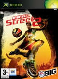 FIFA Street 2 Box Art