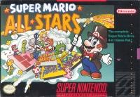 Super Mario All-Stars Box Art