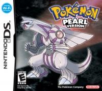 Pokémon: Pearl Version Box Art