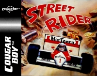 Street Rider Box Art