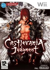 Castlevania Judgment Box Art