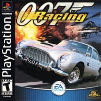 007: Racing Box Art