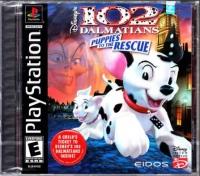 Disney's 102 Dalmatians: Puppies to the Rescue Box Art