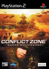 Conflict Zone: Modern War Strategy Box Art