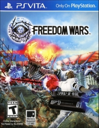 Freedom Wars Box Art