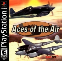 Aces of the Air Box Art