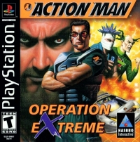 Action Man: Operation Extreme Box Art