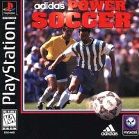 Adidas Power Soccer Box Art