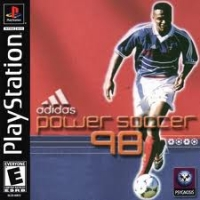 Adidas Power Soccer 98 Box Art