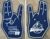 GTA IV Swingers Foam Finger Box Art