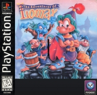 Adventures of Lomax, The Box Art