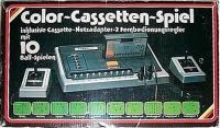 Color-Cassetten-Speil - Sanwa 9015 (silver/black) Box Art