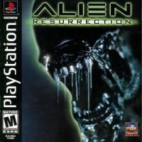 Alien Resurrection Box Art